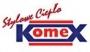 KOMEX logo